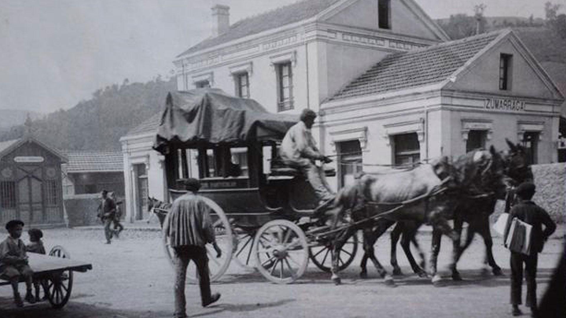 Estacion-Zumarraga-diligencia