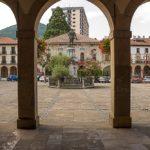 Plaza Porticada de Zumarraga