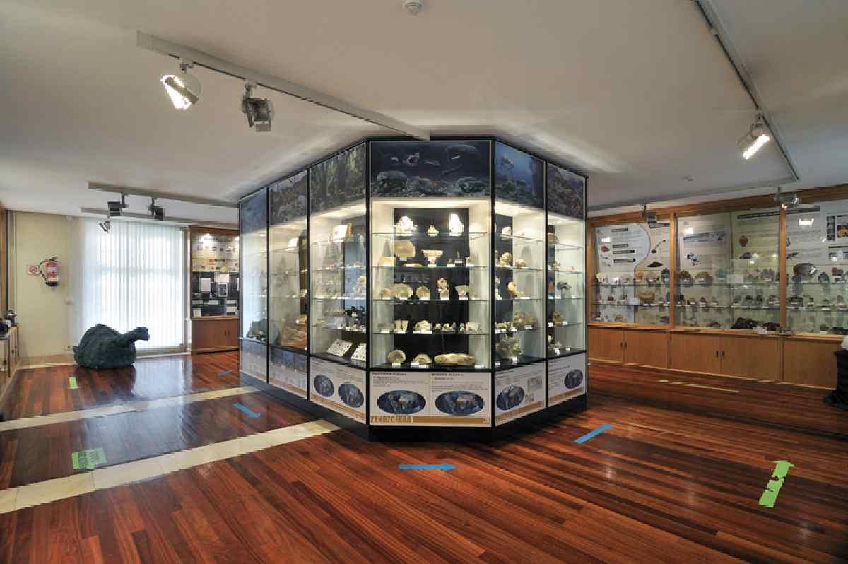 Museo Urrelur de minerales y fosiles Urretxu