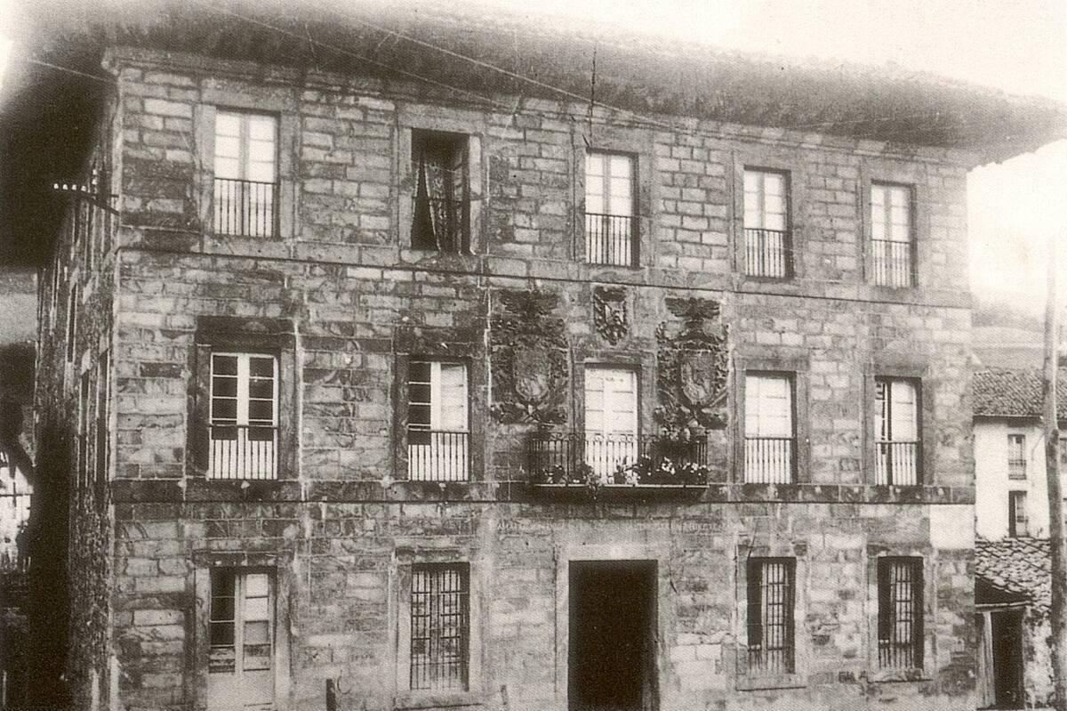 Casa Palacio Areizaga, Baroikoa