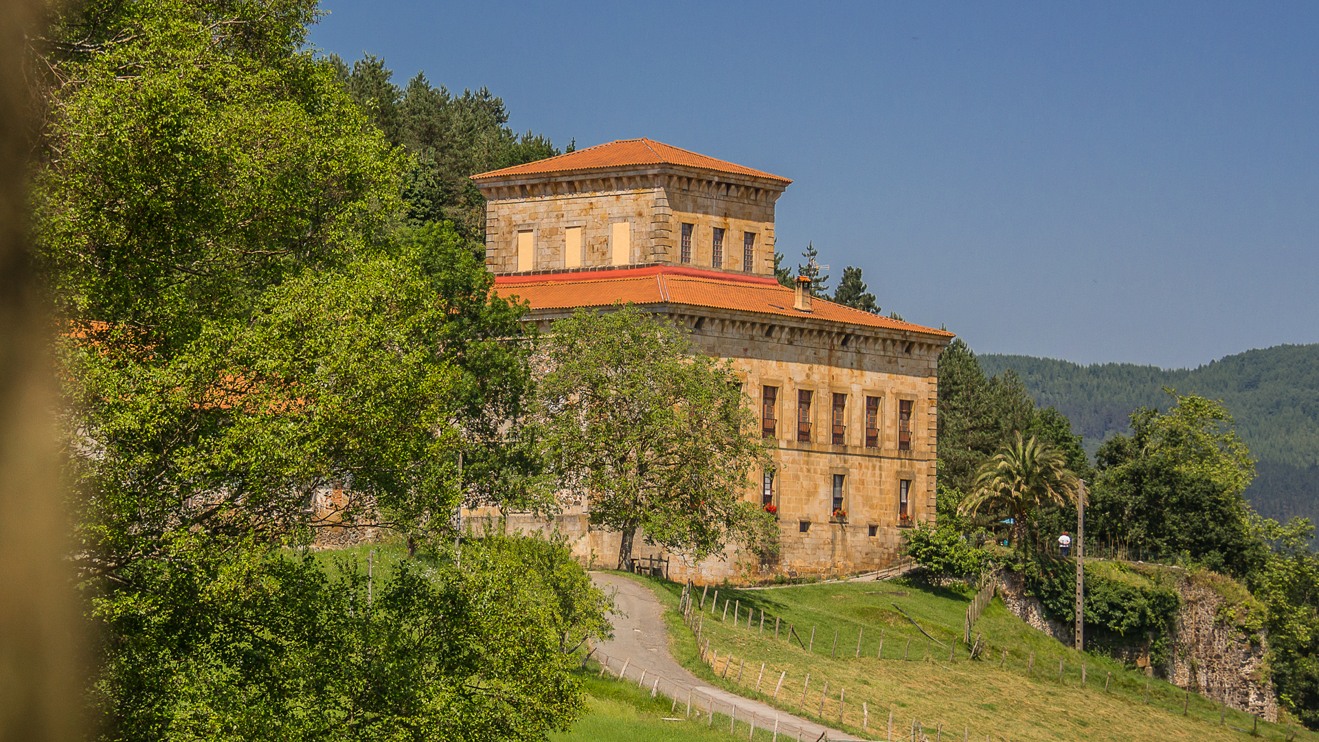 Ipeñarrieta jauregia casa palacio