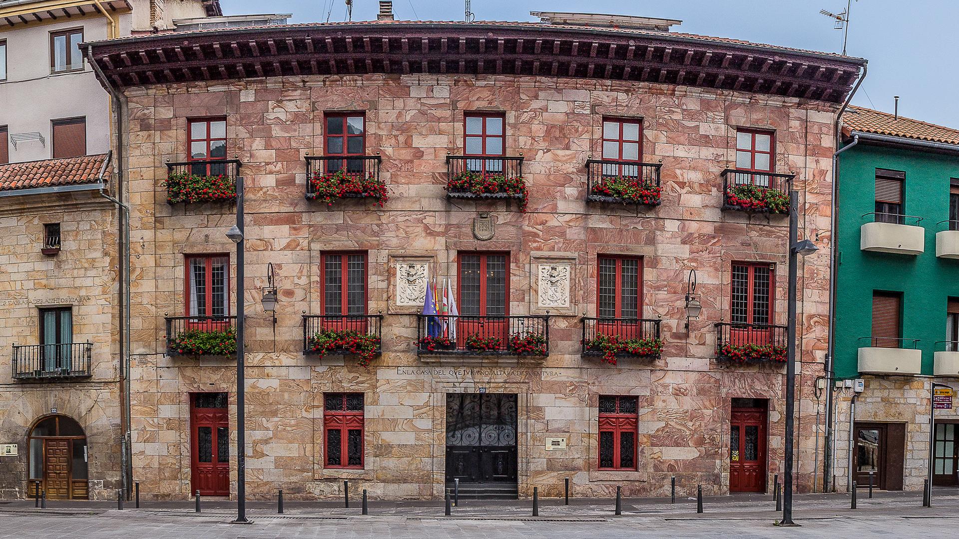 casa palacio corral ipeñarrieta