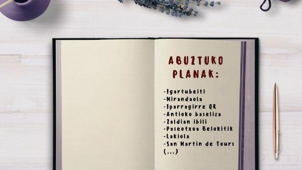 Abuztua Urola Garaian